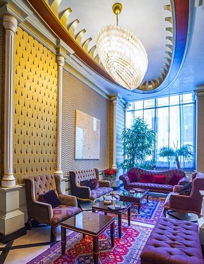 Sapphire Hotel (AZERBAYCAN)