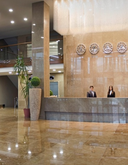 Serra Hotel Samsun