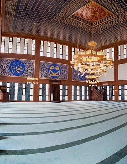 Hasan Kalyoncu Universite Camii (TÜRKİYE)